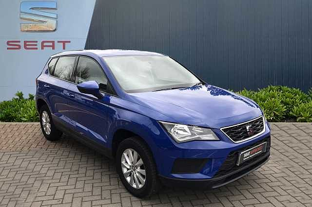SEAT Ateca SUV 1.6 TDI (115ps) S Ecomotive 5-Door